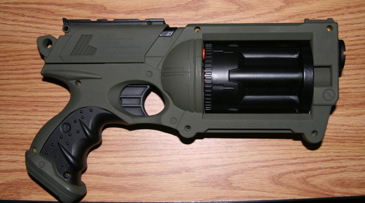 Image is loading Custom-Painted-Nerf-Gun-Machine-Pistol-Space-Marine-