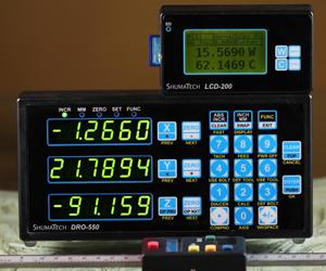 Shumatech DRO 550